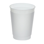 Frost-Flex Tall Polypropylene Tumbler - 10 Oz.