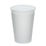 Frost-Flex Tall Polypropylene Tumbler - 12 Oz.