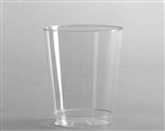 Polystyrene Smoothwall Tall Tumbler Clear - 7 Oz.