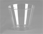 Squat Tumbler Clear - 8 Oz.