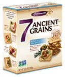 Crunchmaster Ancient Grain Sea Salt - 3.54 Oz.
