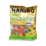 Haribo Confectionery Sour Gold-Bear - 4.5 Oz.