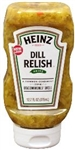 Heinz Dill Relish Easy Squeeze - 12.7 Oz. - 12 per case