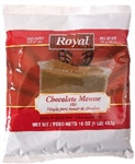 Royal Chocolate Mousse Mix - 16 Oz.