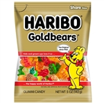 Haribo Confectionery Gold-Bears Caddy - 12.5 Oz.