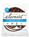Element Snacks Dark Chocolate Rice Cakes