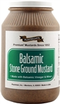 Plochmans Balsamic Stone Ground Mustard - 1 Gal.