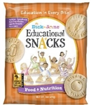 Educational Snacks Food and Nutrition - 1 oz.
