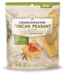 Crunchmaster Tuscan Peasant Rosemary Crackers - 3.48 Oz.