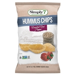 Hummus Chips Roasted Red Pepper - 5 Oz.