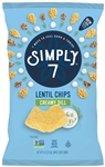 Lentil Chips Creamy Dill - 4 Oz.