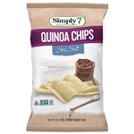 Quinoa Chips Sea Salt - 3.5 Oz.
