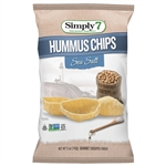 Hummus Sea Salt Chips - 5 Oz.