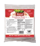 Royal Strawberry Mousse Mix - 16 Oz.