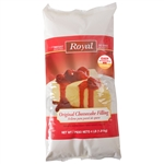 Royal Instant Cheesecake Filling - 4 Lb.