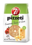 7 Days Pizzeti Tomato Garlic Emmentaler - 2.82 Oz.