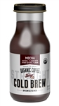 Steep 18 Organic Unsweetened Mocha Cold Brew Coffee - 9.5 Oz.