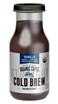 Steep 18 Organic Unsweetened Vanilla Cold Brew Coffee - 9.5 Oz.