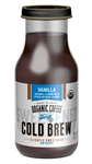 Steep 18 Organic Slightly Sweetened Vanilla Cold Brew Coffee - 9.5 Oz.