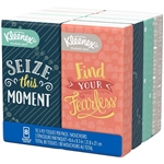 Kleenex Go Pack Pocket Pack Facial Tissue