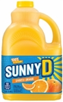 Sunny Delight Smooth Orange Shelf Stable - 128 Fl. Oz.