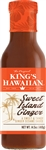 Kings Hawaiian Sweet Island Ginger Bbq Sauce