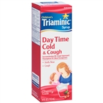 Triaminic Day Time Cold and Cough Syrup - 118 ml.