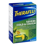 Theraflu Night Time Severe Cold and Cough