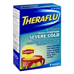 Theraflu Nighttime Multi-Symptom Severe Cold