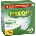 Polident 3 Minute Cleanser