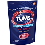 Tums Chewy Delight Very Cherry