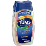 Tums Ultra Assorted Fruit