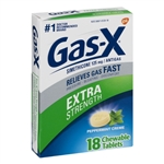Gas-X Peppermint Creme Tablets