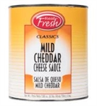 Real Fresh TFF Mild Cheddar Cheese Sauce - 6.63 Pound