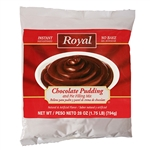 Royal Instant Chocolate Pudding Mix - 28 Oz.
