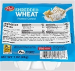 Post Frosted Shredded Wheat - 1 Oz.
