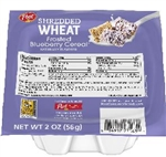 Post Blueberry Shredded Wheat - 2 Oz.