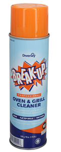 Break-Up Professional Oven Cleaner - 19 Oz.