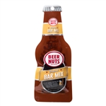 Beer Nuts Brand Snacks Original Bar Mix Beer Bottle Bag - 1.125 Oz.