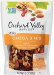 Orchard Valley Harvest Omega Three Mix - 2 Oz.
