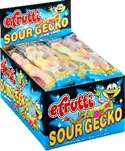 Gummi Sour Gecko Individually Wrapped