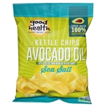 Avocado Oil Sea Salt Kettle Chips - 1 oz.