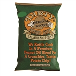 Dirty Jalapeno Heat Chips - 2 oz.