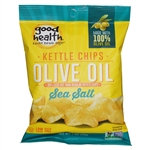 Olive Oil Sea Salt Kettle Chips - 1 oz.