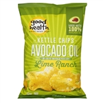 Avocado Oil Chilean Lime Potato Chips - 5 oz.