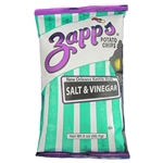 Zapps Salt and Vinegar Potato Chips - 2 oz.