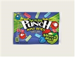Sour Punch Mini Bites Share Me Assorted Case - 3.5 Oz.