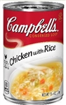 Condensed Soup Chicken and Rice - 10.5 oz.