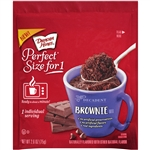 Duncan Hines Perfect Size Brownie Mix - 2.6 Oz.