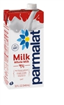Shelf Stable Ultra High Temperature Pasteurized Whole Milk